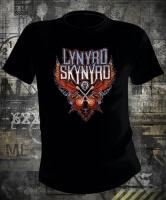 Футболка Lynyrd Skynyrd Eagle Guitars