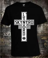 Футболка Lynyrd Skynyrd God Guns