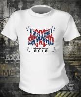 Футболка Lynyrd Skynyrd World Tour