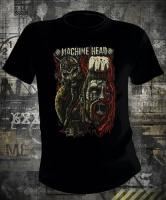 Футболка Machine Head Goliath