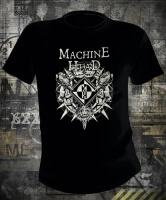 Machine Head Lion Crest