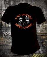 Футболка Mad Drivers