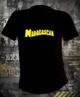 Футболка Madagascar