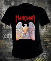 Футболка Manowar Battle Hymns