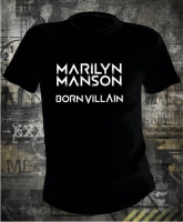 Футболка Marilyn Manson Born Villain