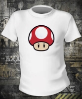Футболка Mario Mushroom
