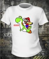 Футболка Mario Nintendo