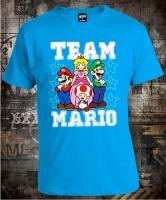 Футболка Mario Team