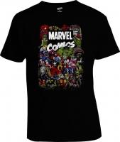 Футболка Marvel Comics Collage