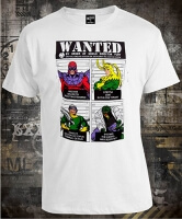 Marvel Wanted Poster