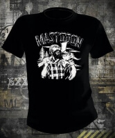 Футболка Mastodon Paul And Babe