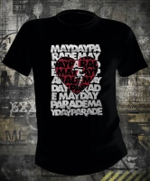 Футболка Mayday Parade Broken Heart