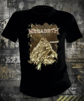 Megadeth Endgame Skeleton Pile