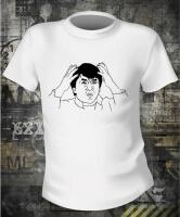 Футболка Meme Jackie Chan