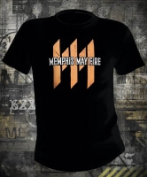 Memphis May Fire Bar Logo