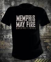 Футболка Memphis May Fire Unconditional