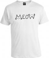 Футболка Meow