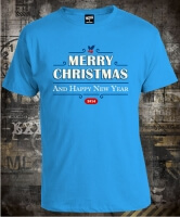 Футболка Merry Christmas