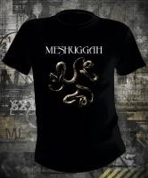 Футболка Meshuggah Snake муж S
