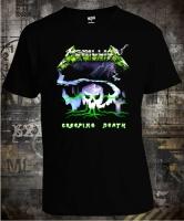 Футболка Metallica Creeping Death