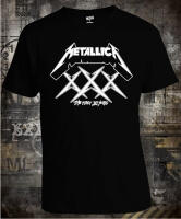 Футболка Metallica First 30 Years