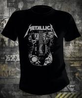 Футболка Metallica Hammett Ouija Guitar