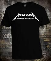 Metallica Hardwired to Self-Destruct