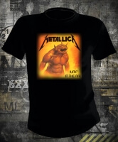 Футболка Metallica Jump In The Fire