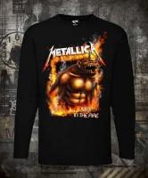 Metallica Jump In The Fire