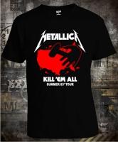 Metallica Kill 'Em All Summer '83