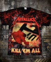 Футболка Metallica Kill em All