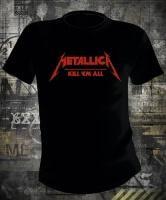 Футболка Metallica Kill em All Logo муж Л