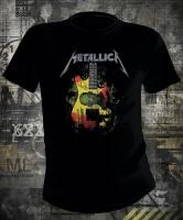 Футболка Metallica Kirk Mummy Guitar