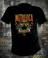 Футболка Metallica Wide Open