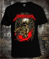 Metallica Woodoo Skull