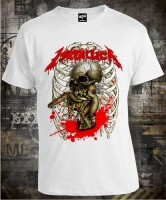 Metallica Woodoo Skull