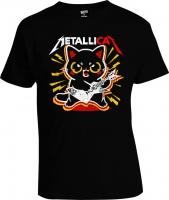 Футболка Metallicat