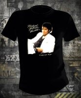 Футболка Michael Jackson Thriller King of Pop