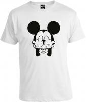 Футболка Mickey Mouse Fuck