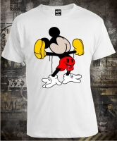 Mickey Mouse Mutant