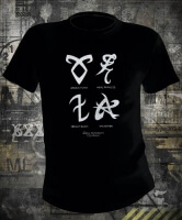 Футболка Mortal Instruments Symbols