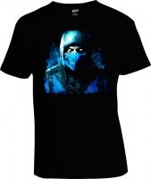 Футболка Mortal Kombat Subzero