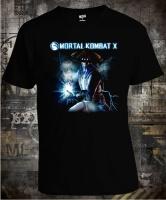 Футболка Mortal Kombat X Raiden