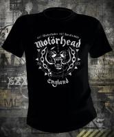 Футболка Motorhead England Ball & Chain