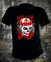 Футболка Murderdolls Skull Roses