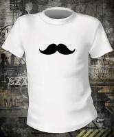 Футболка Mustache Усы