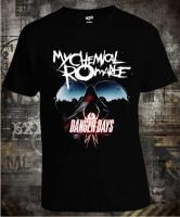 Футболка My Chemical Romance Danger Days
