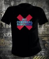 Футболка My Chemical Romance Cross