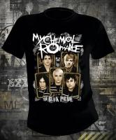 Футболка My Chemical Romance The Black Parade