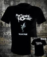 Футболка My Chemical Romance Parade